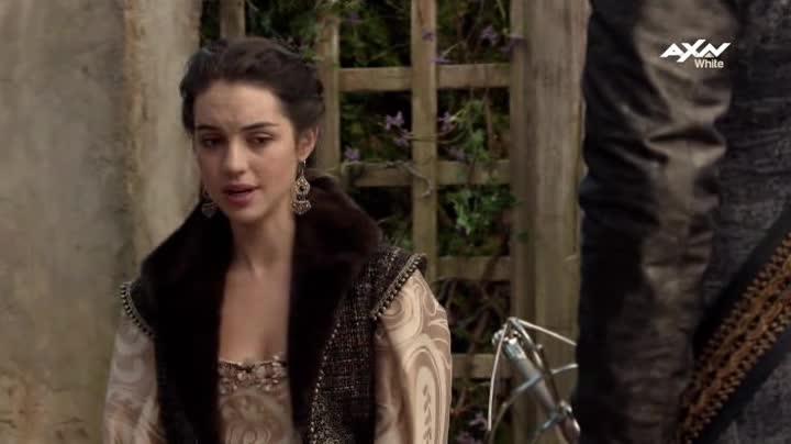Kralovstvi  Reign  S04E11 V noci nejtemnejsi