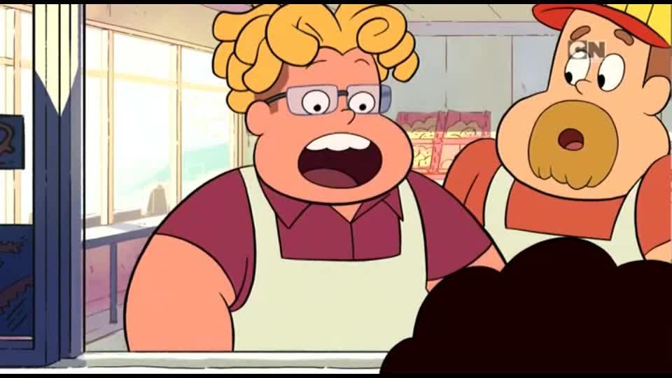 Steven Universe 1x6 Kocici prsty