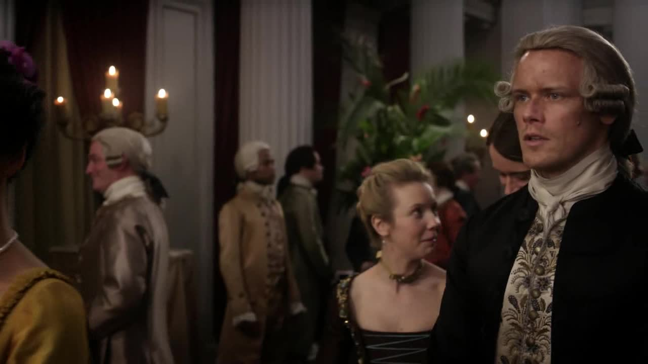 Cizinka   Outlander S03E12 cz titl