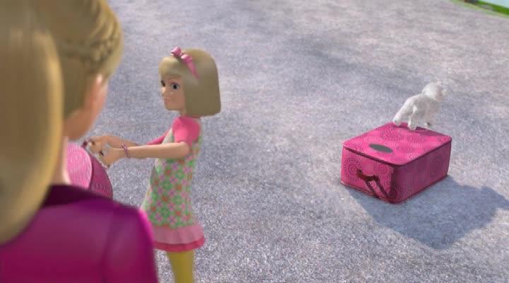 Barbie a Ponikova Akademie  2013  CZ Dabing