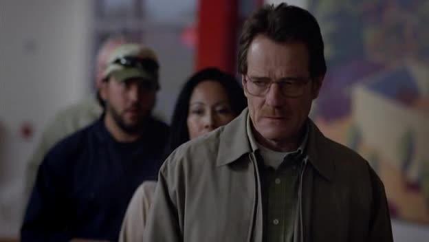 Breaking Bad   1x04   Cancer Man