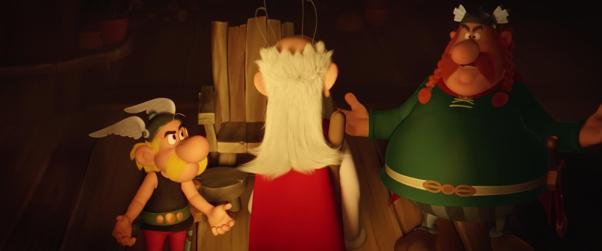 Asterix a tajemstvi kouzelneho lektvaru 2018 CZ dabing HD