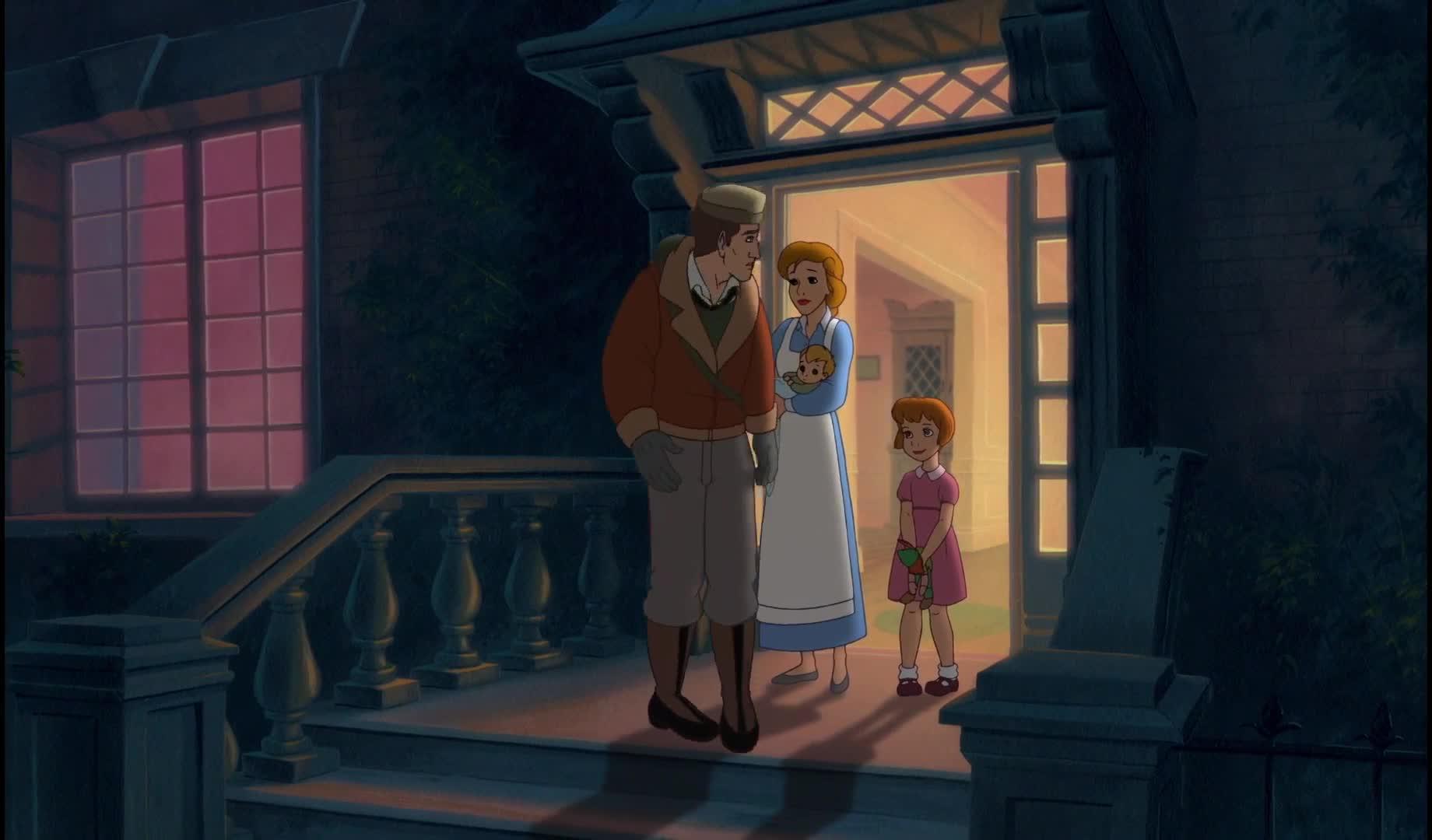 Peter Pan   Navrat do zeme nezeme 2002 CZ dab