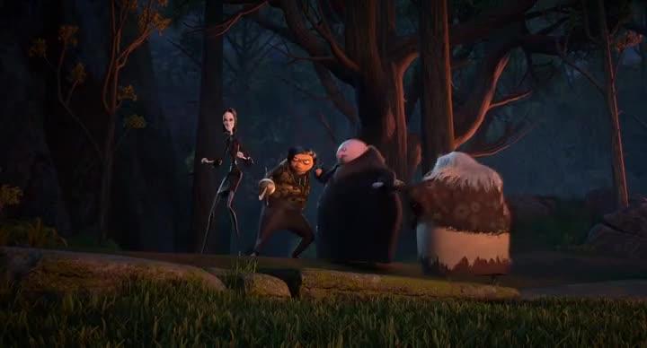 Addamsova rodina  2019  CZ dabing