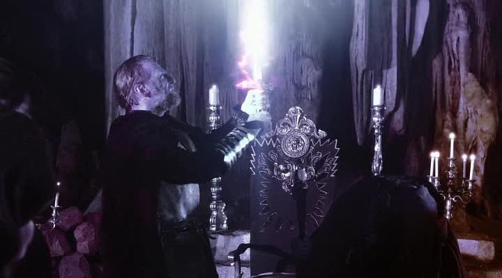 Kral Artus a rytiri Kulateho stolu 2017 CZ dabing