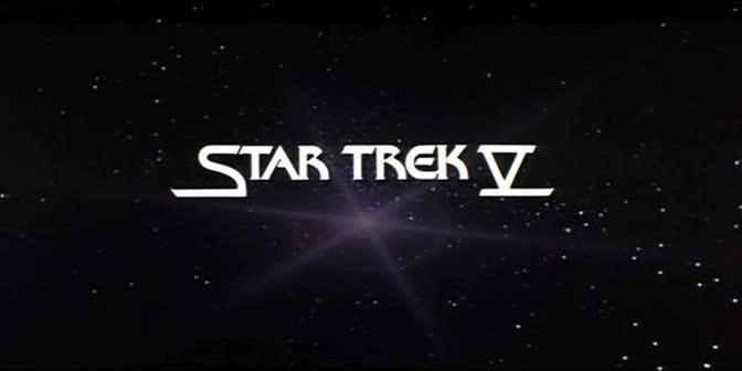 Star Trek 5 Nejzazsi hranice   Star Trek V The Final Frontier   1989 DVDrip CZdabing