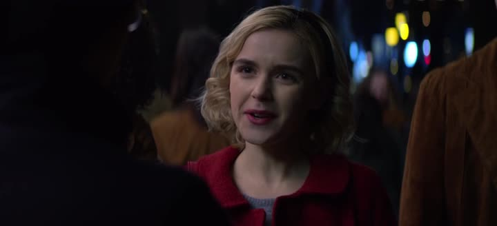 The Chilling Adventures of Sabrina S01E01 CZ titulky