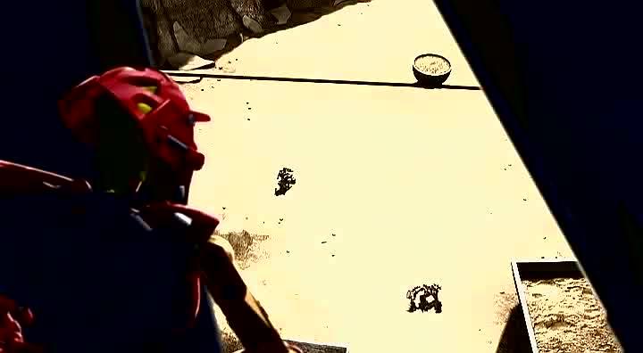 LEGO Hero Factory   Furno vitezi   animovany akcni fantasy  2011  cz dabing  1