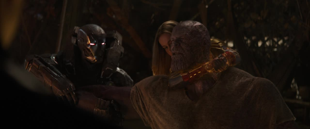 Avengers Endgame 2019 CZ dabing