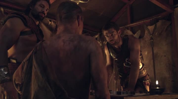 Spartakus S04E02   Valka zatracenych   Spartacus   BRrip CZdabing
