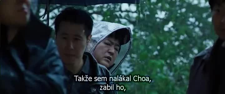 The Wailing Kvileni  Gokseong  mysteriozni horor thriller  Jizni Korea 2016 cz titulky novinky