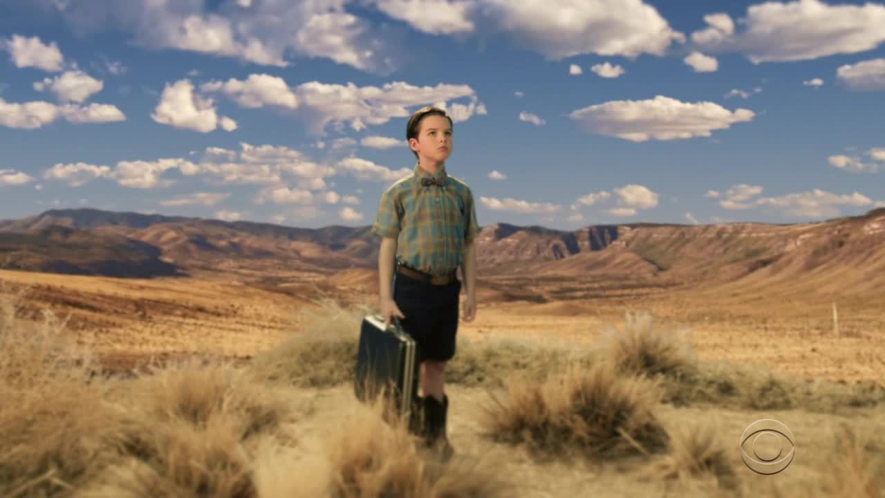 Maly Sheldon - Young Sheldon S02E12 CZ titulky 720p