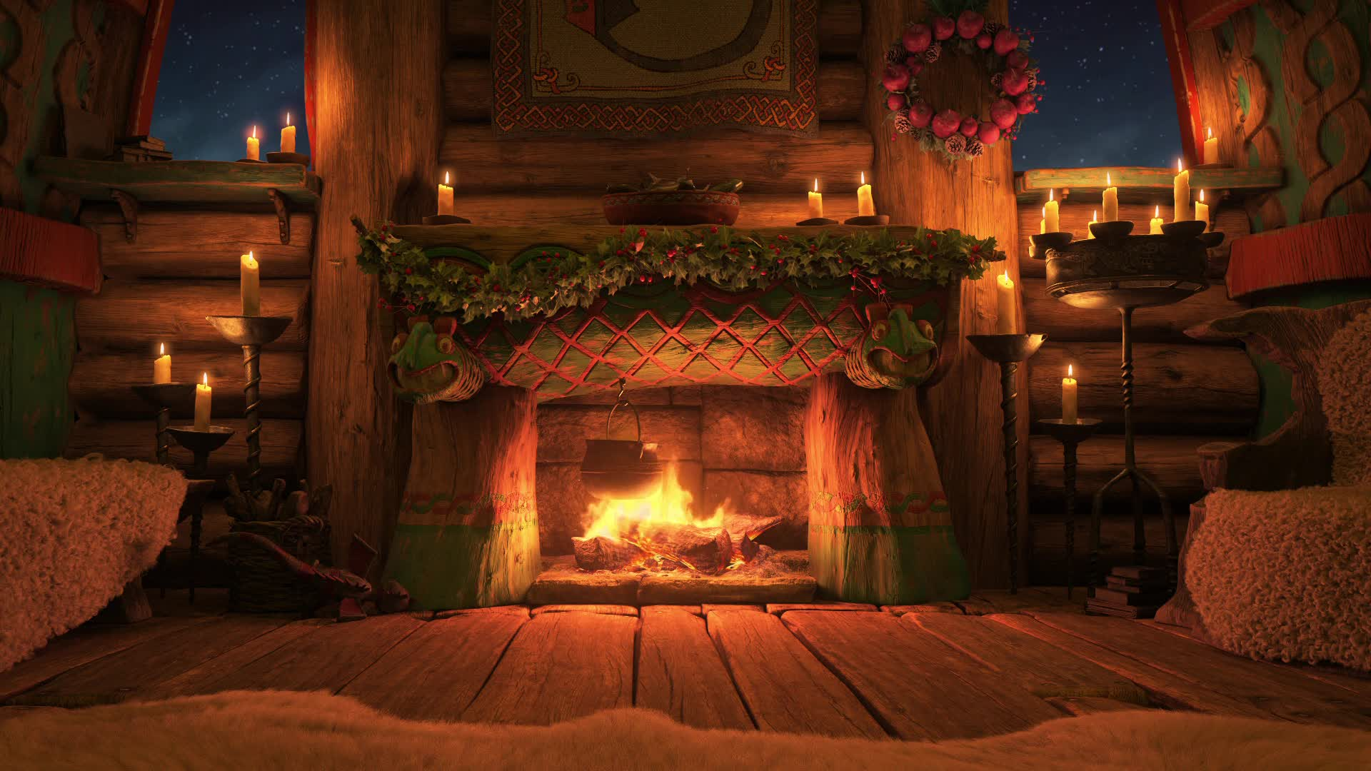 How to Train Your Dragon Snoggletog Log 2019 CZ titulky HD
