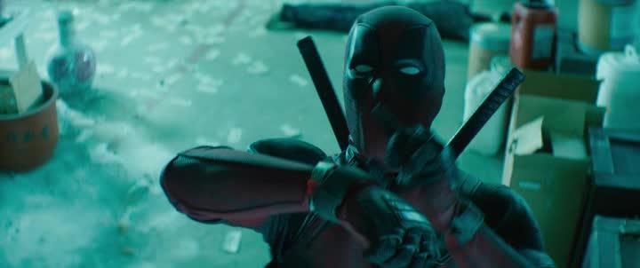 Deadpool 2 2018 CZ dabing