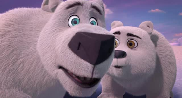 Ledova sezona Norm of the North  2016  Animovany  Dobrodruzny  Komedie CZ dabing