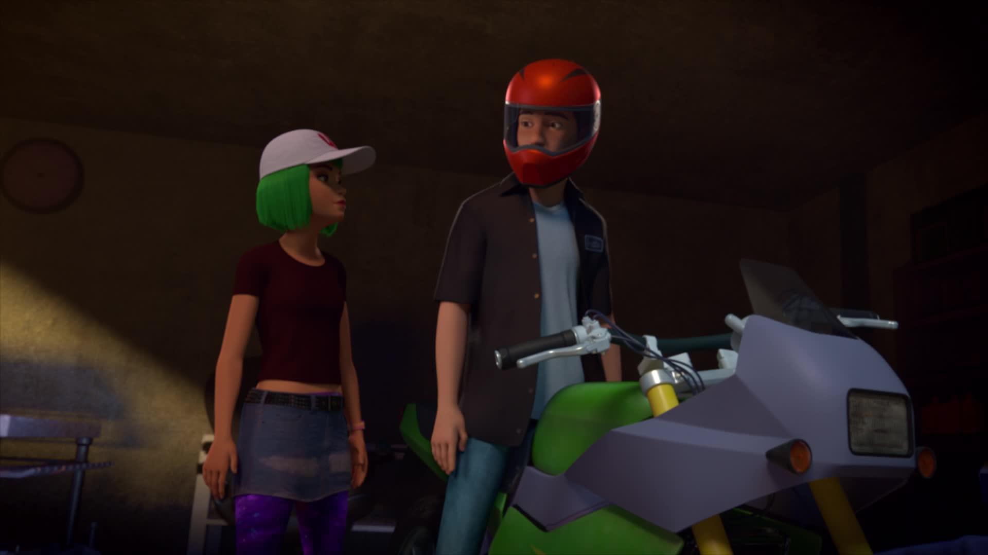 Rychle a zbesile Zavodnici v utajeni S02E04 CZ dabing HD 1080p