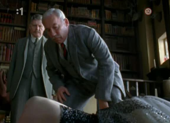 Slecna Marpleova 2004 Mrtva v kniznici PDTV XviD SK Dabing Nicole
