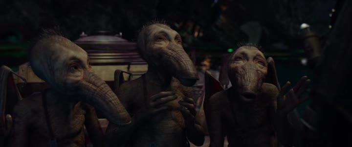 Valerian a mesto tisice planet 2017 CZ dabing