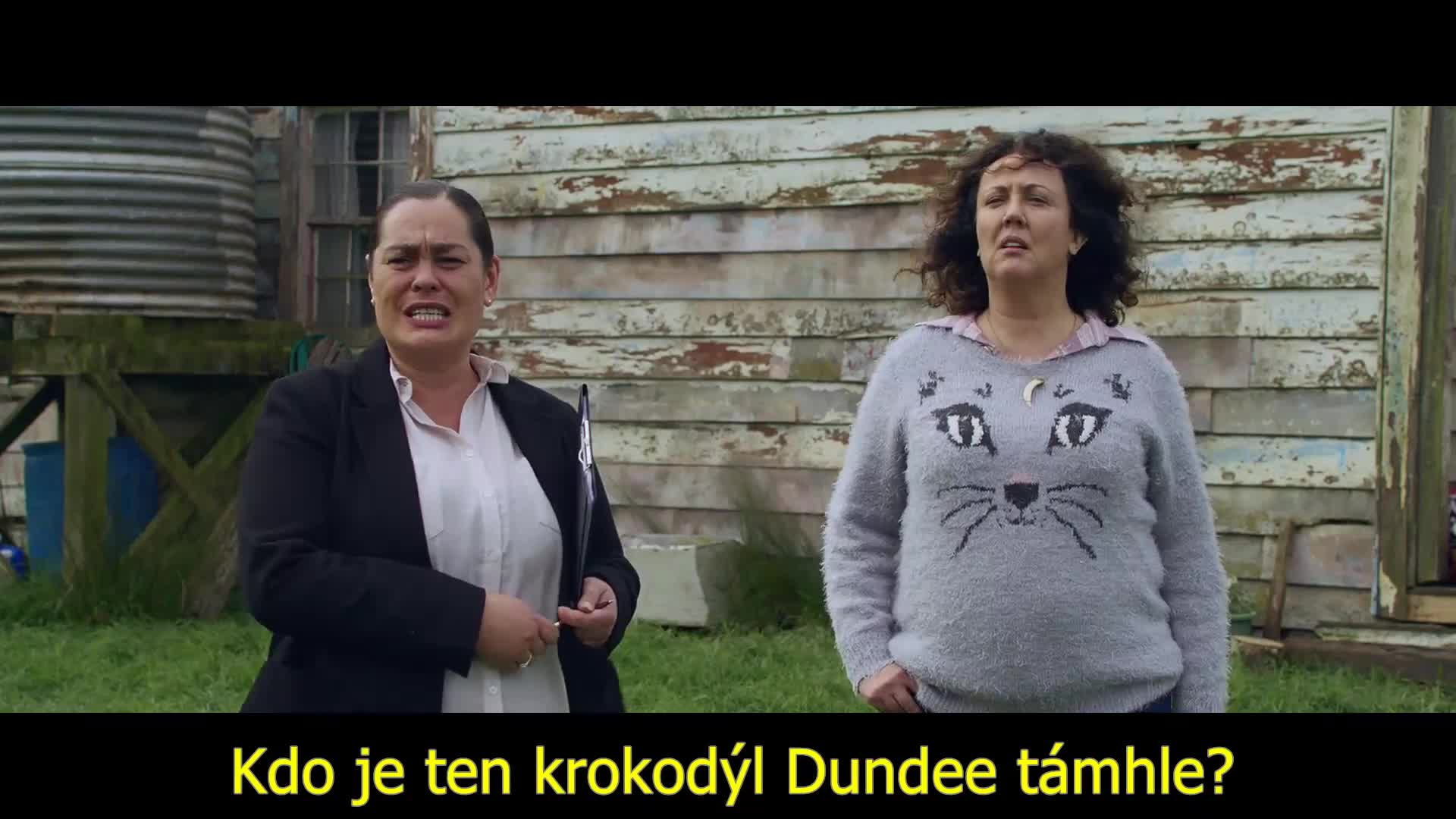 Hon na pacloveky  Hunt For The Wilderpeople   2016 CZ tit v obraze Super Komedie
