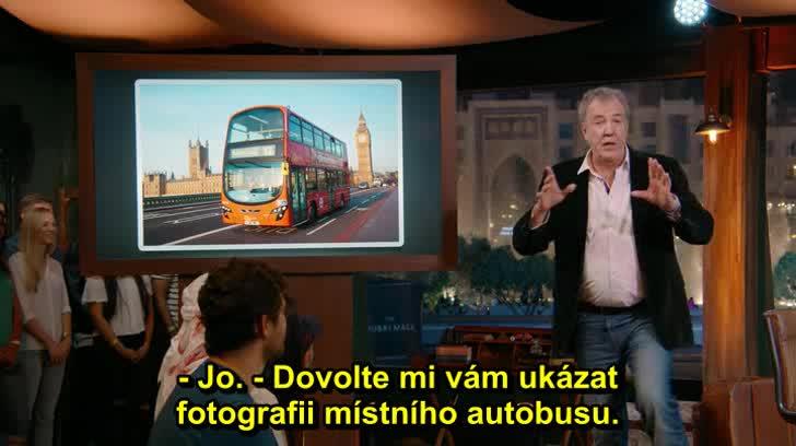 The Grand Tour S01E13 Past vs  Future hc titulky CZ