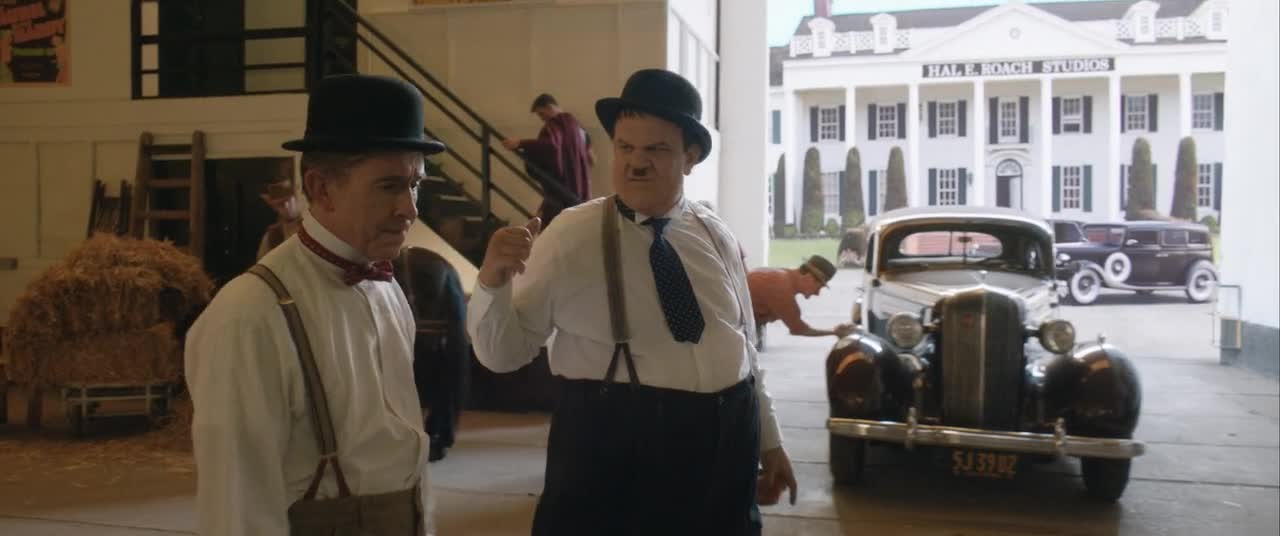 Stan and Ollie 2018 CZ titulky HD