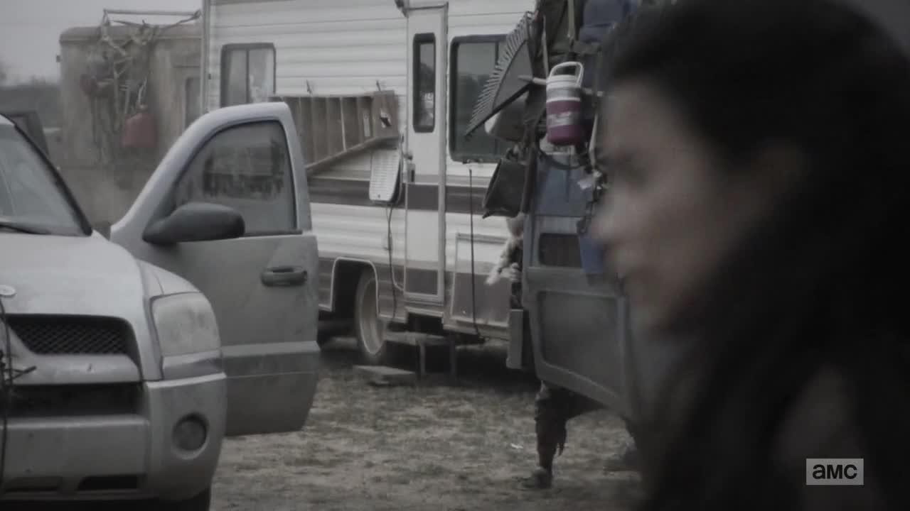 Zivi mrtvi Pocatek konce - Fear the Walking Dead S04E07 CZ titulky 720p