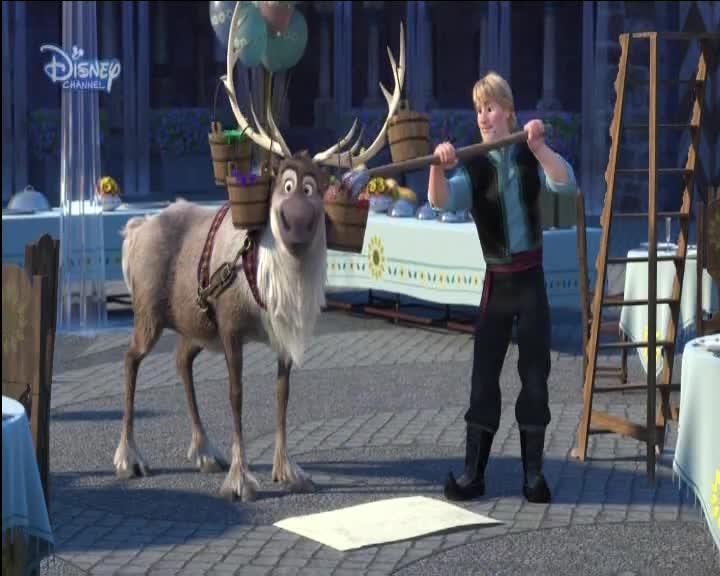 Frozen   Oslava v Ledovem Kralovstvi  2015  CZ Dabing