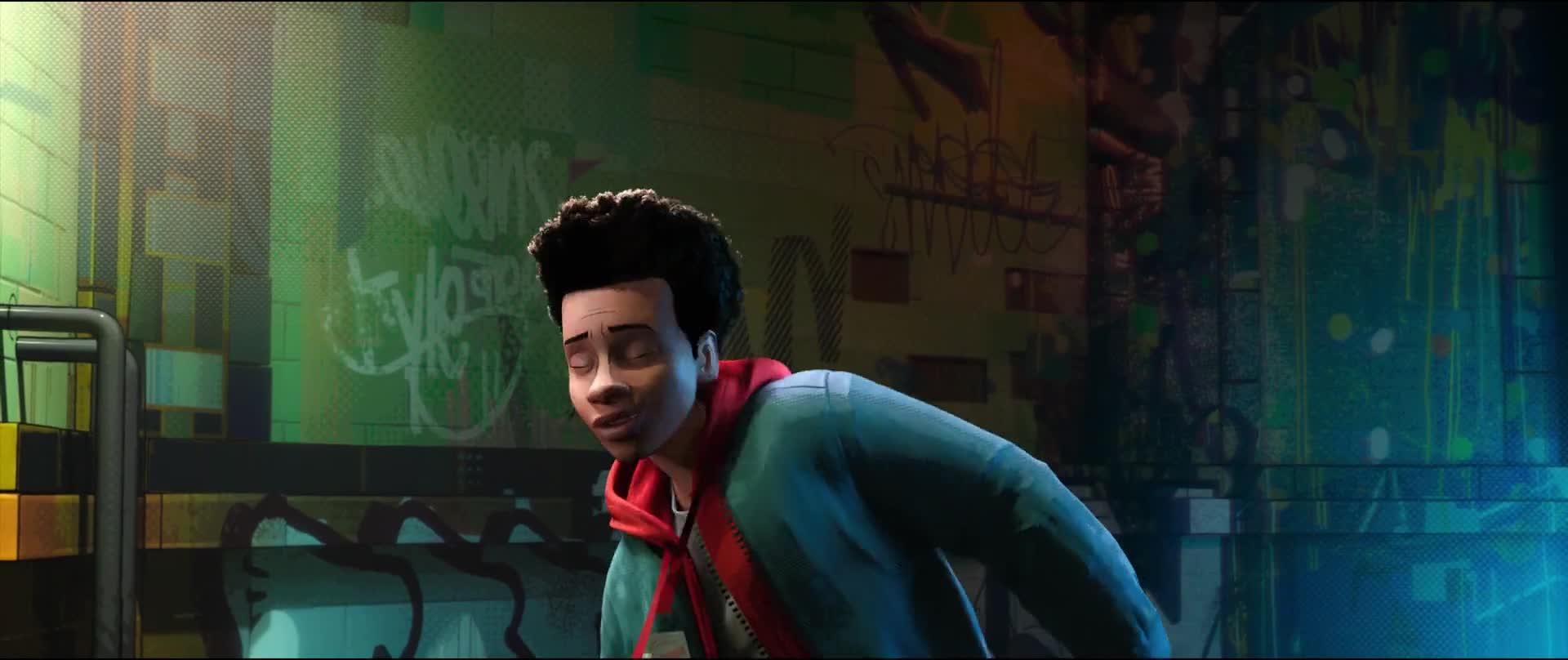 SpiderMan Paralelni svety 2018 CZ dabing HD