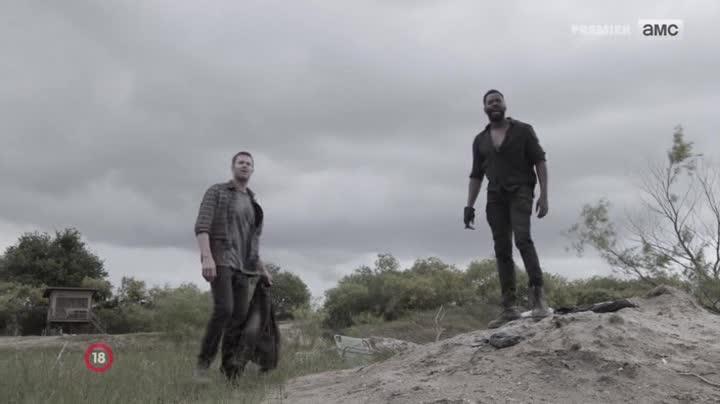 Zivi mrtvi Pocatek konce - Fear the Walking Dead S04E15 CZ dabing