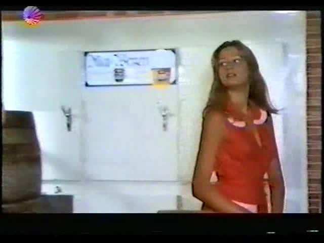 Kozene kalhoty v Saint Tropez  1990  cz