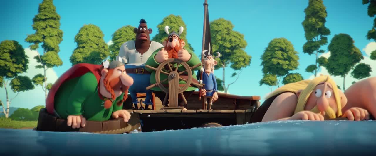 Asterix a tajemstvi kouzelneho lektvaru 2018 CZ titulky HD