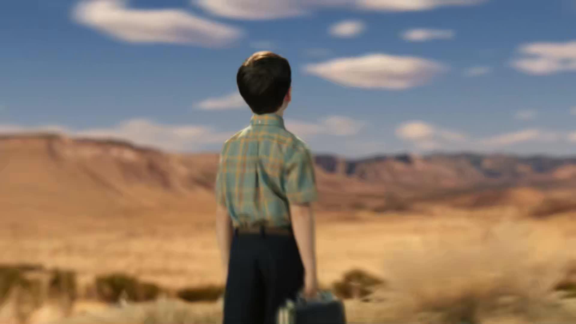 Maly Sheldon - Young Sheldon S02E12 CZ dabing 1080p