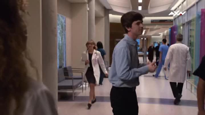 Dobry doktor S02E01 CZ dab