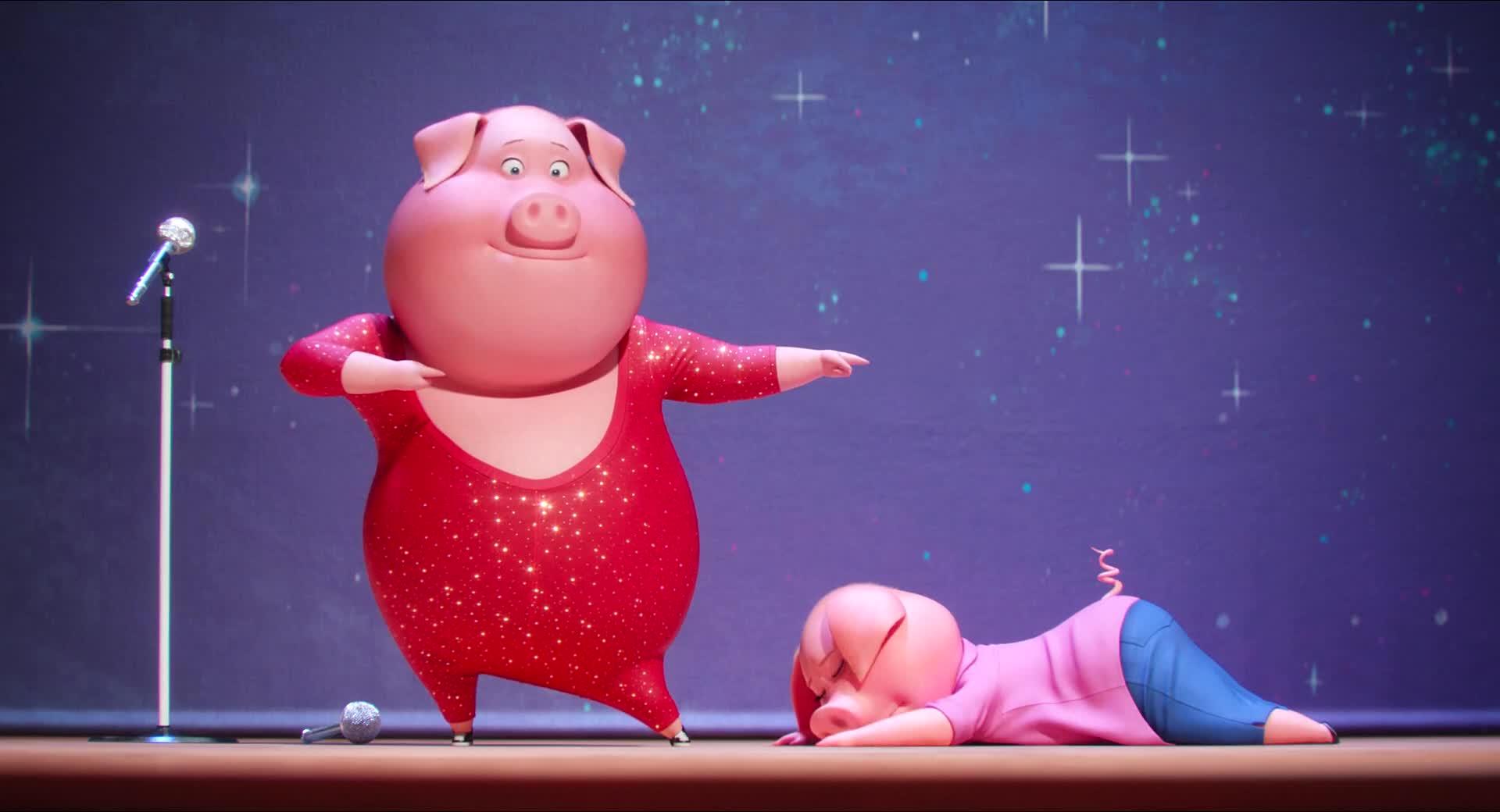 Zpivej Sing 2016 BluRay 1080p x264 AC3 2 0 CZ Dabing