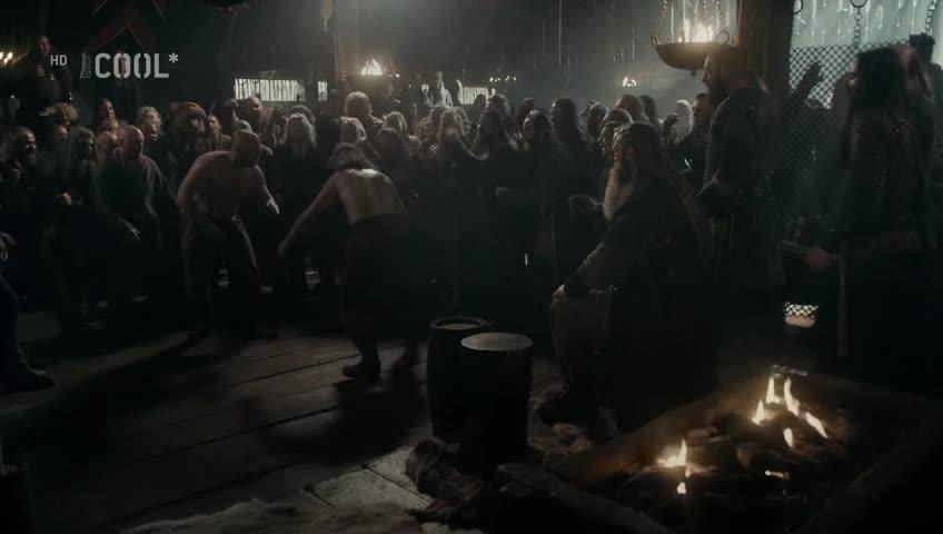 Vikingove S06E02 Prorok CZ dabing