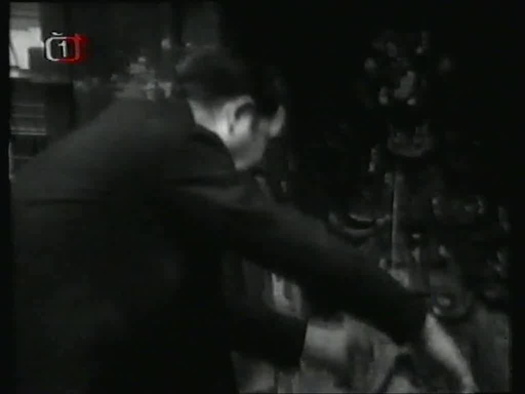 Tri muzi se zralokem 1975 CR  podle J Haska
