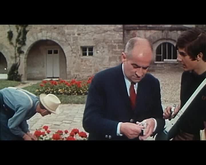 Senzacni prazdniny 1967 CZ dabing