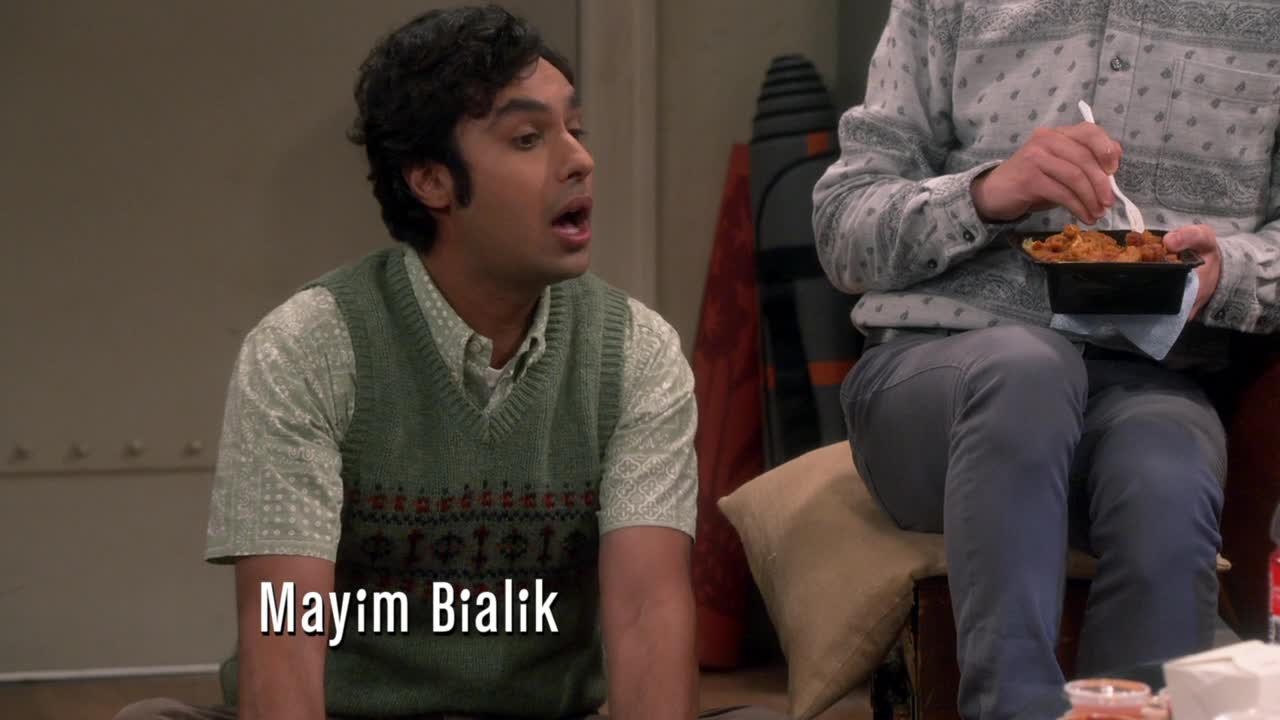 The Big Bang Theory S12E03 CZ titulky
