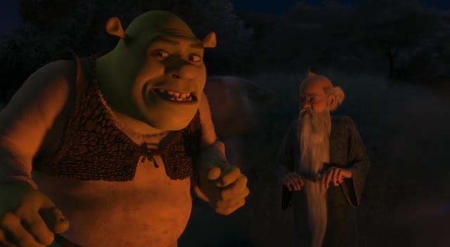 Shrek 3 CZ