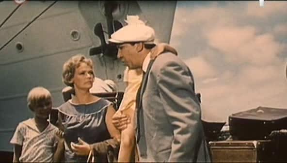 Briliantova ruka ruska komedie 1968 CZ dabing