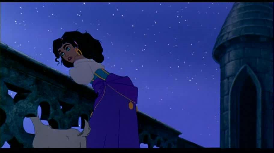 Walt Disney   Zvonik u Matky Bozi 1   CZ