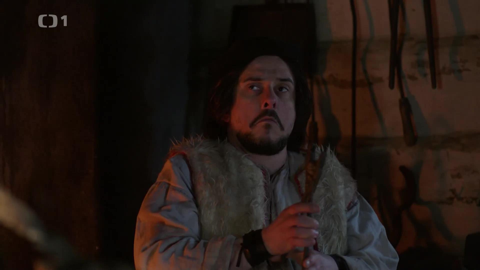 O zakletem krali a odvaznem Martinovi 2018 CZ film