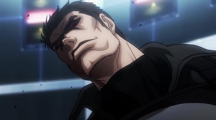 Avengers Confidential Black Widow   Punisher 2014 cz