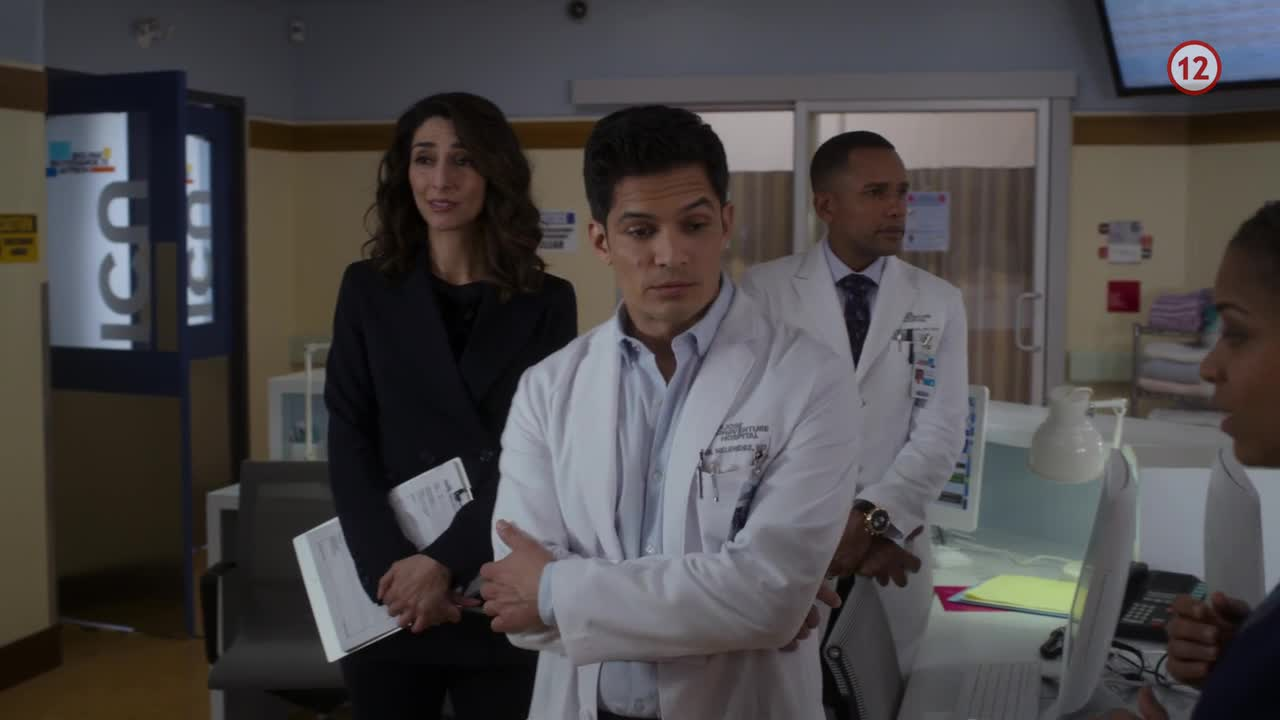 Dobry doktor S01E12 SK dabing 720p