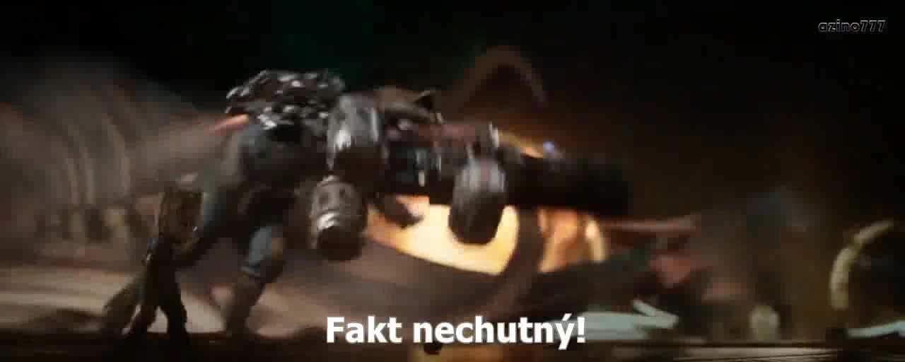 Strazci galaxie Vol  2  r v 2017 akcni scifi komedie kvalita OK CZtit