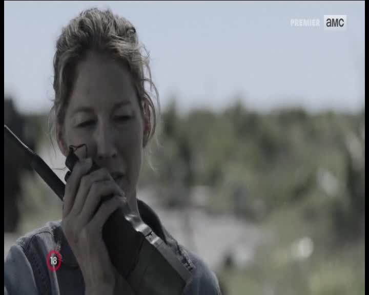 Zivi mrtvi Pocatek konce - Fear the Walking Dead S04E12 CZ dabing