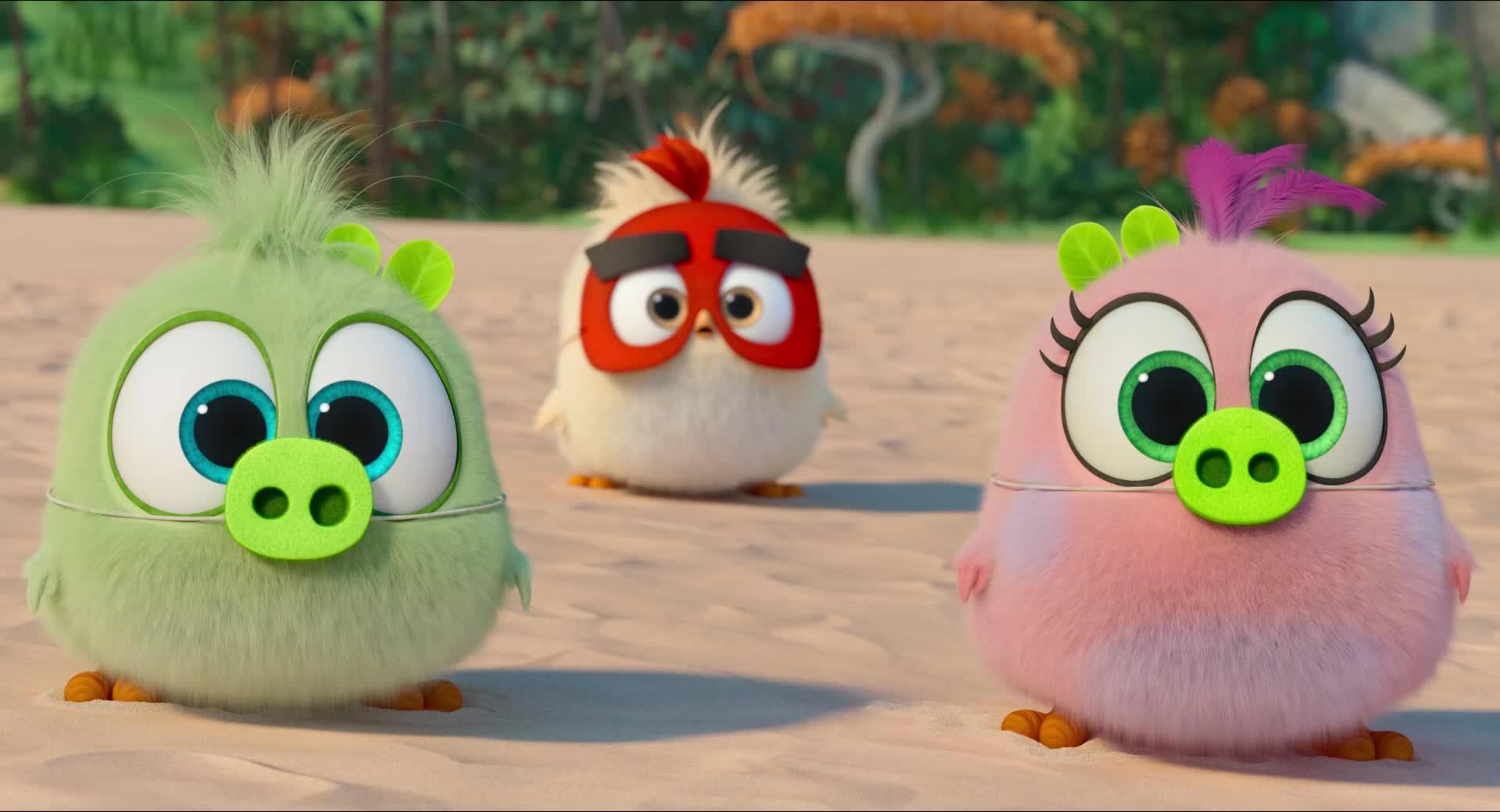Angry Birds ve filmu 2 2019 CZ dabing HD 1080p