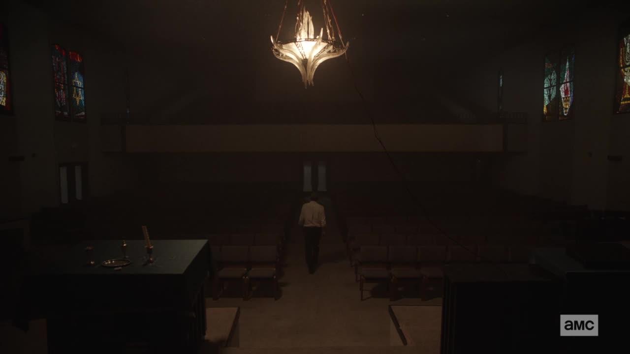 Zivi mrtvi Pocatek konce S05E12 CZ titulky HD