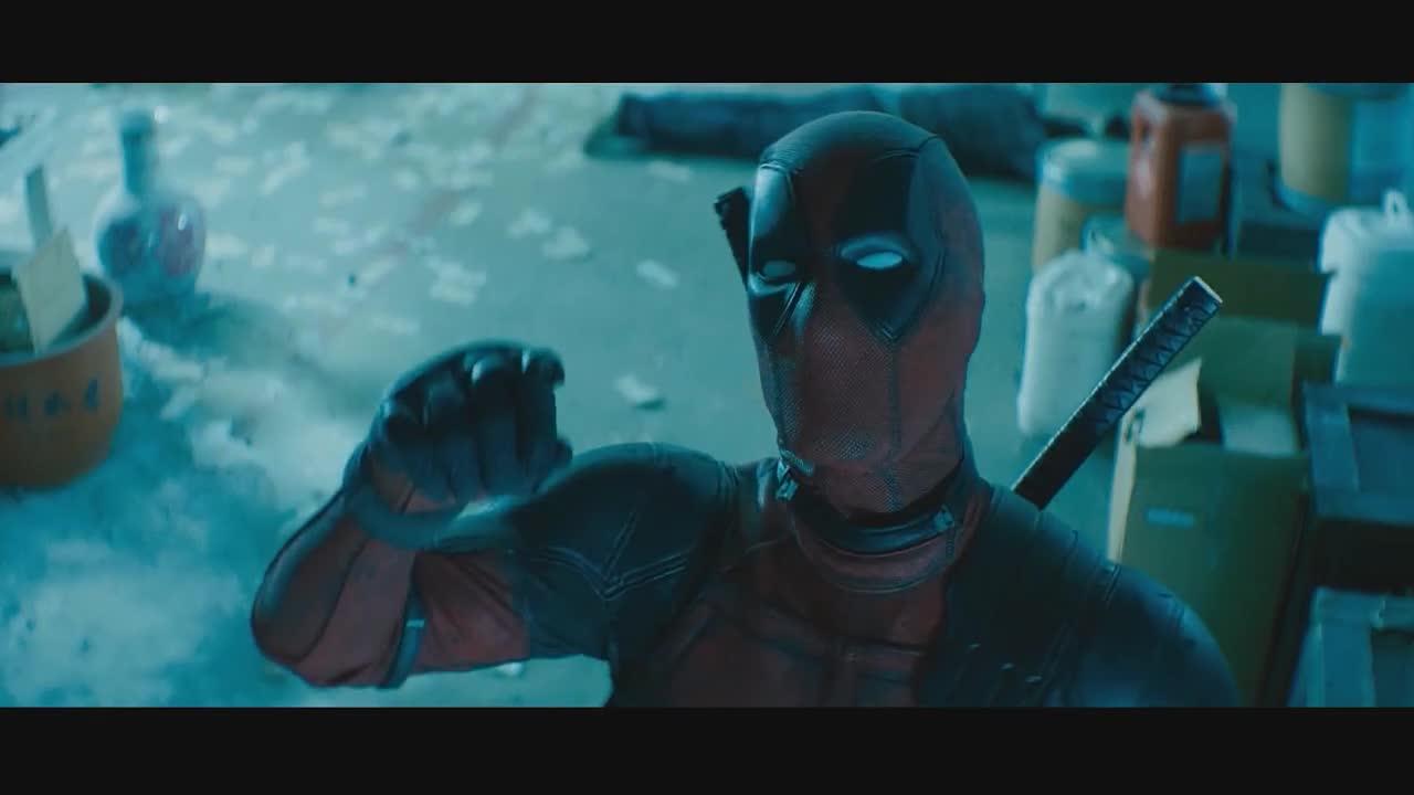 Deadpool 2 2018 CZ titulky HD