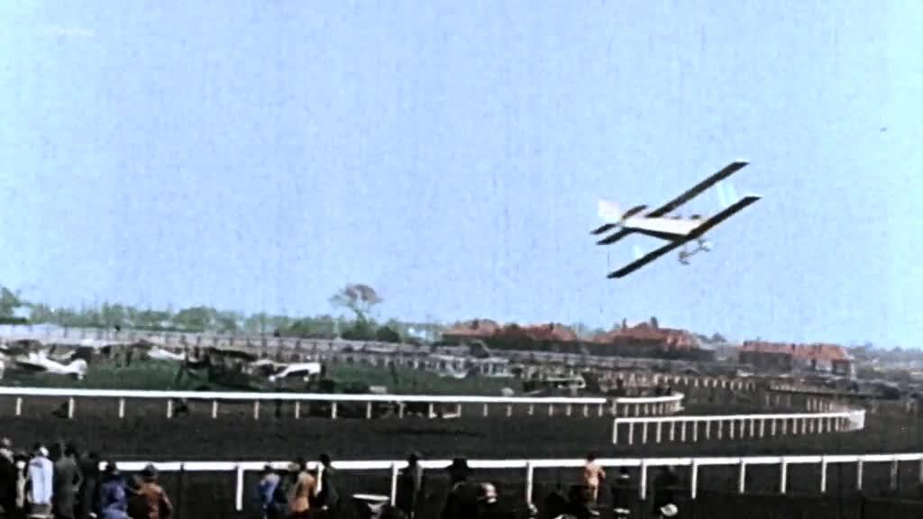 Dejiny letectvi  3  Prelet Atlantiku  2019
